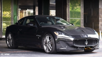 Maserati Granturismo Fabrication on Eurotuner